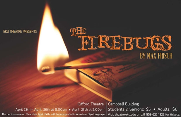 """The Firebugs"" Ticket Reservation now Open"