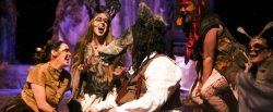 """EKU Theatre performs """"A Midsummer Night's Dream"""" in Fall 2015"""